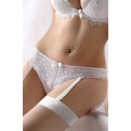 Bliss Suspender Thong