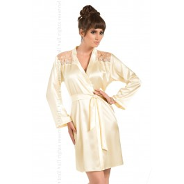 Irall Daphne Dressing Gown Cream