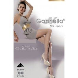 Classic Miss Gabriella 15 Tights