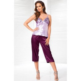 Olga Pyjamas Lavender/Purple