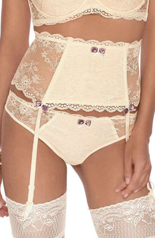 Roza Fifi Suspender Belt