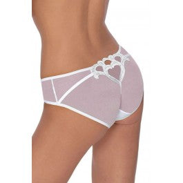 Roza Lica Brief White