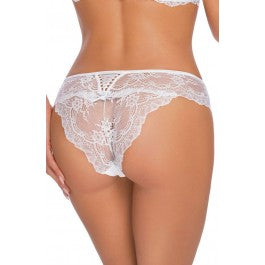 Roza Ofelia Brief White