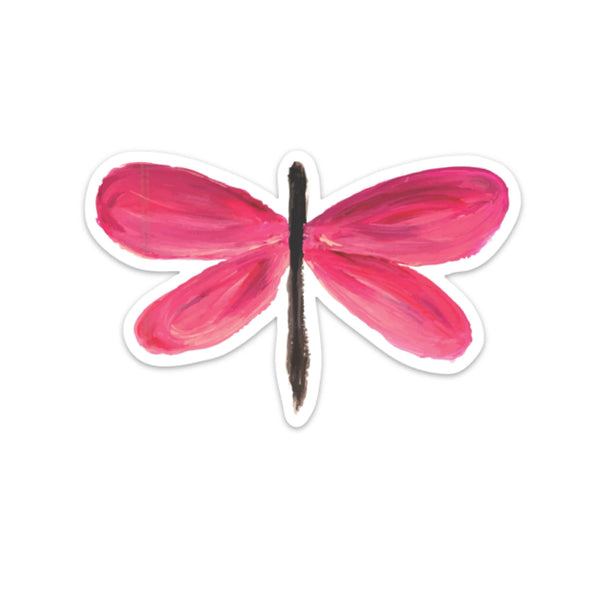 The Farming Artist - Mini Dragonfly Decal Sticker - Simple Pleasures ~ Bountiful Treasures
