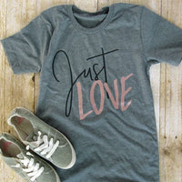 Graphic Tee - Simple Pleasures ~ Bountiful Treasures