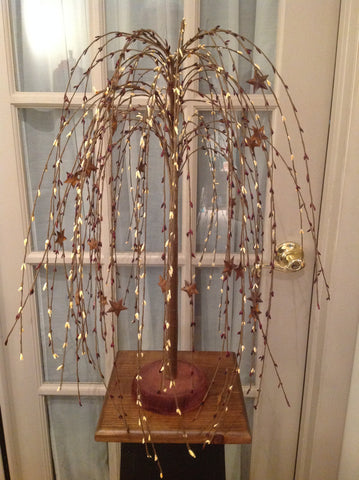 "18"" Willow Tree - Simple Pleasures ~ Bountiful Treasures"