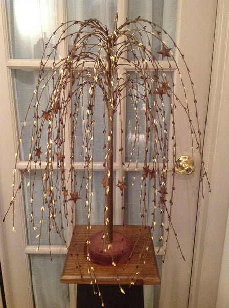 "24"" Willow Tree - Simple Pleasures ~ Bountiful Treasures"