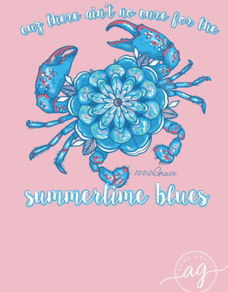 Anna Grace Tees - Simple Pleasures ~ Bountiful Treasures
