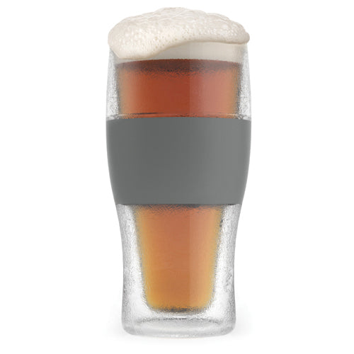 HOST - FREEZE™  Cooling Pint Glass by HOST® - Simple Pleasures ~ Bountiful Treasures