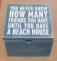 Beach House Mini Box - Simple Pleasures ~ Bountiful Treasures