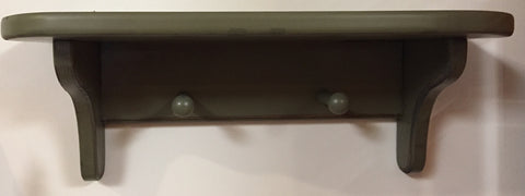 "12"" Shelf Green"
