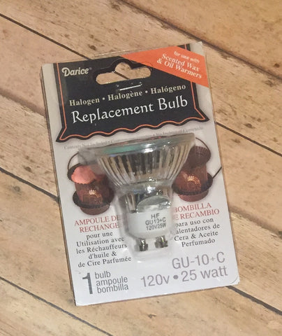 Halogen Warmer Replacement Bulb
