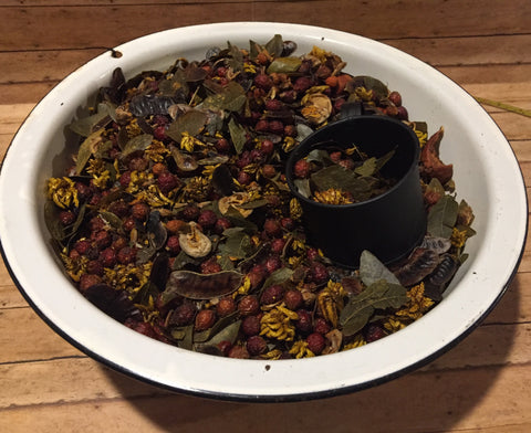 Bulk Country Farmhouse Potpourri (scoop) - Simple Pleasures ~ Bountiful Treasures