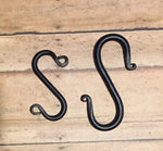 Fancy S Hook - Simple Pleasures ~ Bountiful Treasures