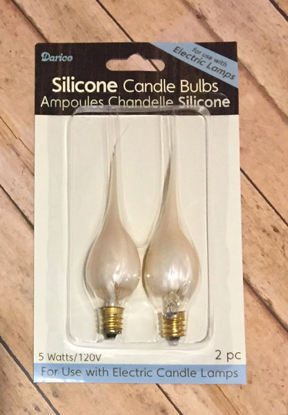 Silicone Pearlized Bulb 5W - Simple Pleasures ~ Bountiful Treasures