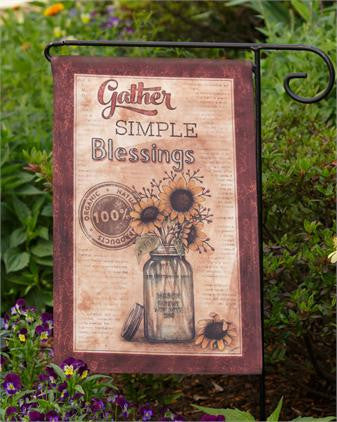 Gather Simple Blessings Garden