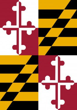 Maryland State Flag - Simple Pleasures ~ Bountiful Treasures