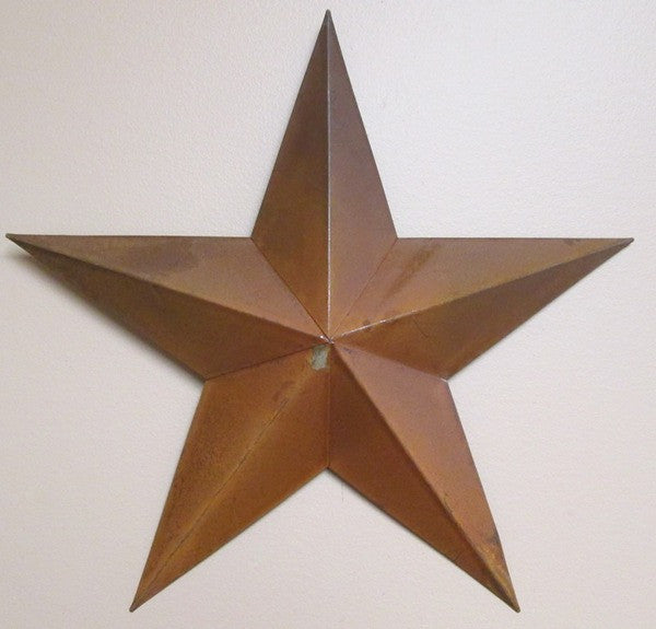 Rusty Barn Star