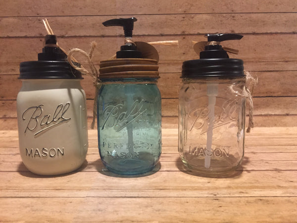 Pump Ball Jar