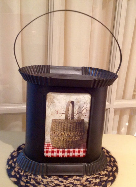 Fragrant Art Warmer (black) - Simple Pleasures ~ Bountiful Treasures