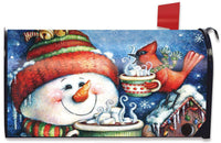 Mailbox Cover Warm Wishes - Simple Pleasures ~ Bountiful Treasures