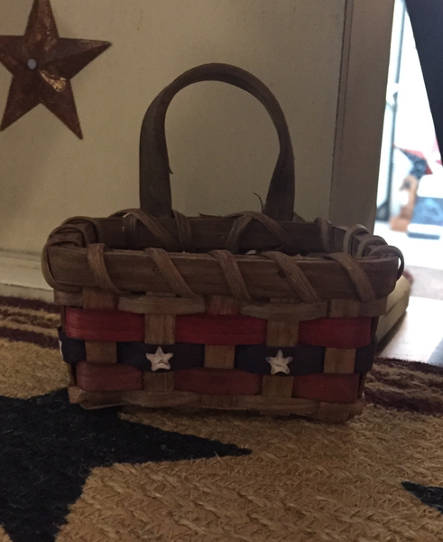 Mini Americana Basket