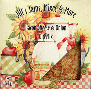 Dips & Mixes - Simple Pleasures ~ Bountiful Treasures