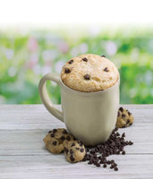 Chocolate Chip Cookie Dough Cake Single - Simple Pleasures ~ Bountiful Treasures