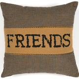 Heritage Farms Friends Pillow