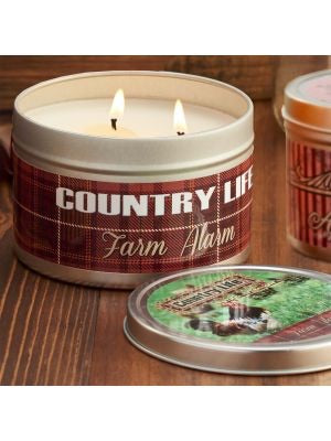 Candle Cottage Farm Alarm