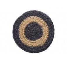 Granville Braided Coaster - Simple Pleasures ~ Bountiful Treasures