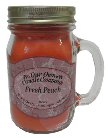 Our Own Candle Company Jar Candle