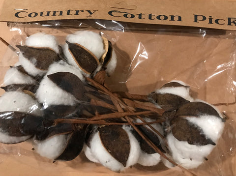 Country Cotton Picks