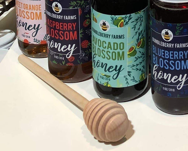 Bumbleberry Farms LLC - Honey - 11 OZ - Simple Pleasures ~ Bountiful Treasures