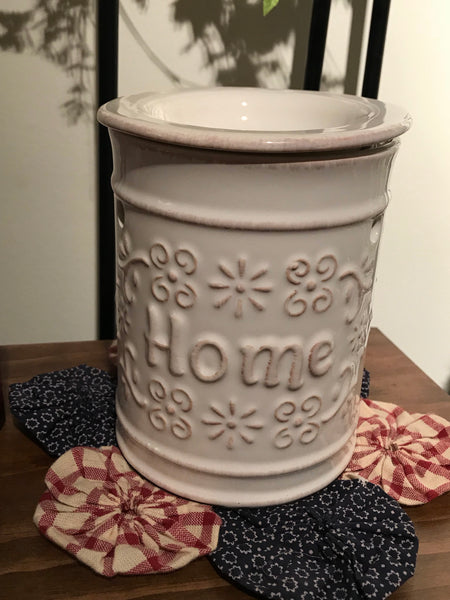 Cream Home Electric Warmer
