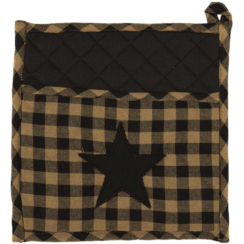 Square Star Pot Holder