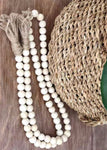 Wood Bead Strands - Simple Pleasures ~ Bountiful Treasures