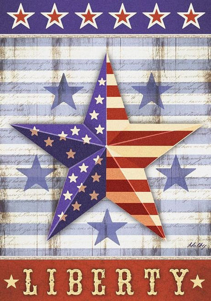 Liberty Star Flag