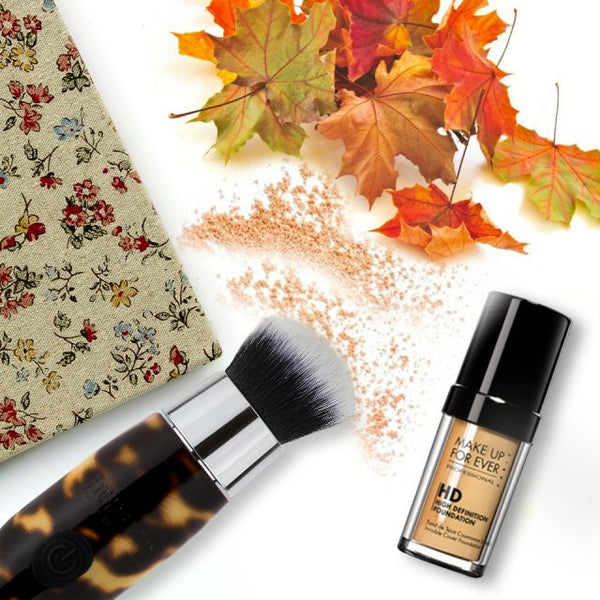 Blend your makeup to perfection this fall with the Michael Todd Beauty Sonicblend