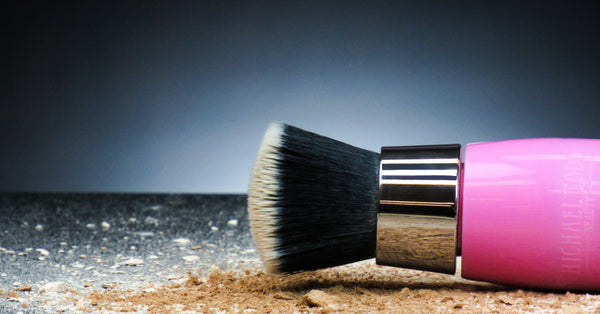 Save Time With Makeup Application Using The Michael Todd Beauty Sonicblend Makeup Brush