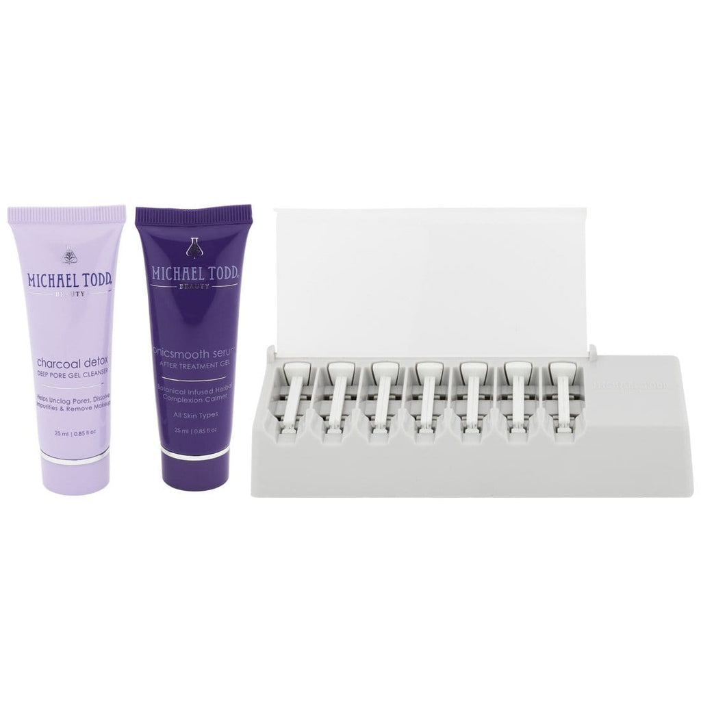 Michael Todd Beauty sonic dermaplaning system Sonicsmooth Replenishment Kit