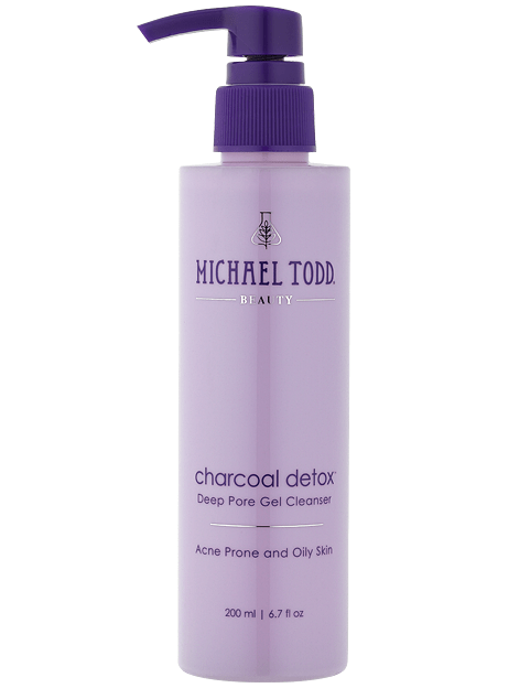 Michael Todd Beauty White Sonicsmooth + Charcoal Detox Cleanser + Daily Renewal Serum