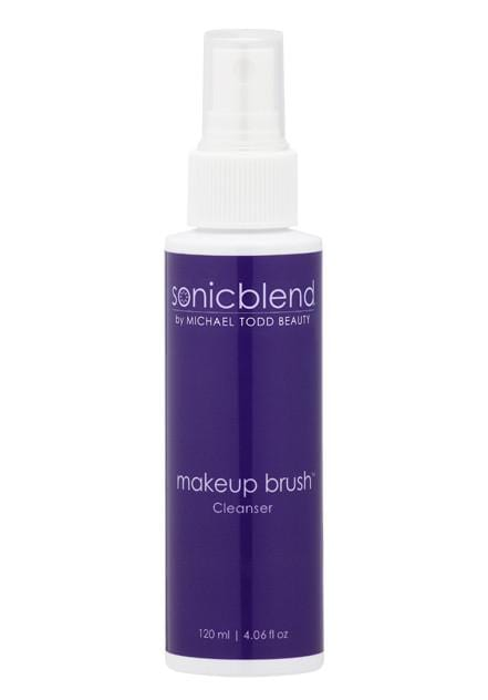 Michael Todd Beauty Tickle My Feather Sonicblend + Cleaning Mat + Makeup Brush Cleansing Spray