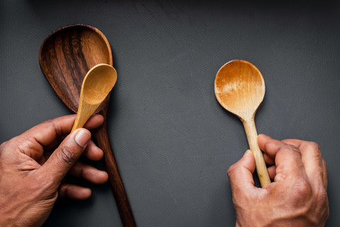 wooden spoons LocalWe