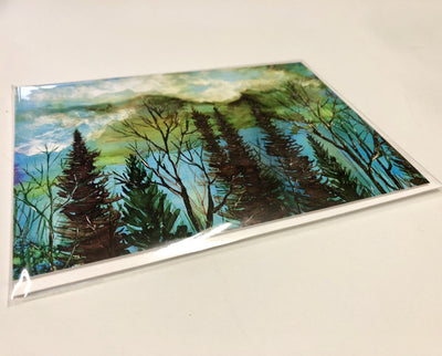 Moody Sky - Greeting Cards