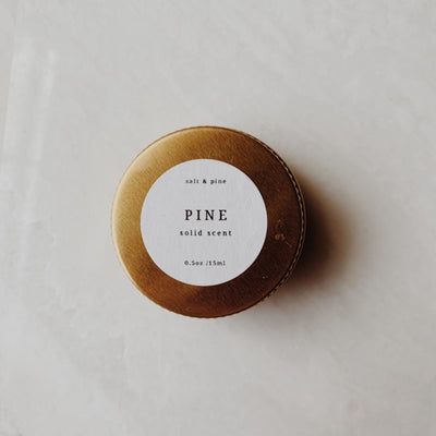 Pine Solid Scent