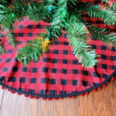 Believe Reversible Tree Skirt