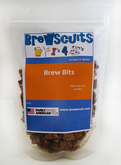 Brew Bits - Beer Grain Dog Treats