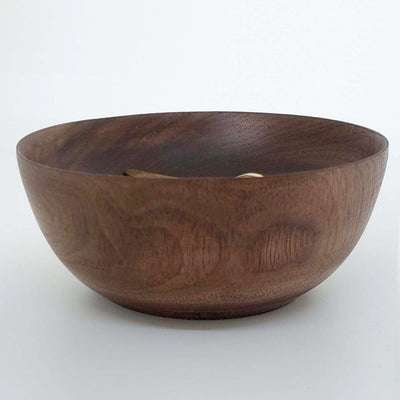 Black Walnut Navajo Jewelry Bowl