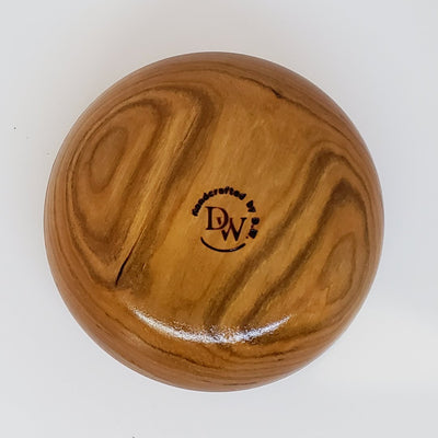 Handmade Cherry Wood Bowl